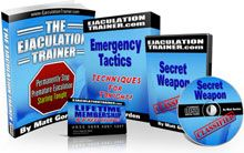 The Ejaculation Trainer – How to Beat Premature Ejaculation and Last Longer in Bed