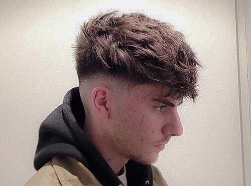 Gekuhlte Und Unordentliche Frisuren Fur Manner Frisuren Fur Gekuhlte Gestuft Manner Und Un Mens Hairstyles Thick Hair Mens Hairstyles Messy Hairstyles