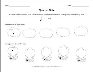 music worksheets music theory and young children on pinterest. Black Bedroom Furniture Sets. Home Design Ideas