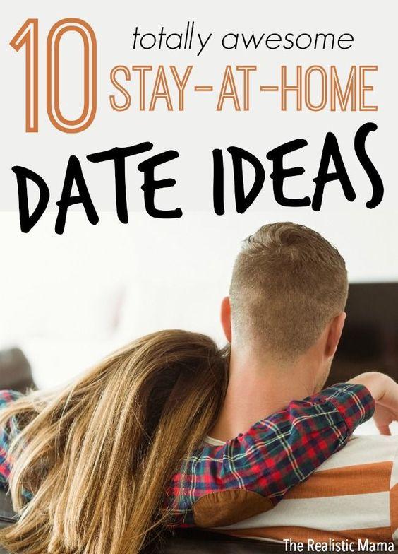 Stay Home Valentine Ideas