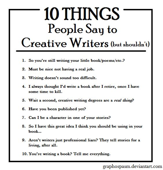Colleges that major in creative writing