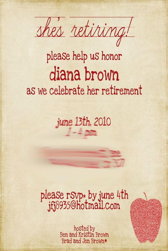 Best  Retirement Party Themes Ideas On   Ideas For