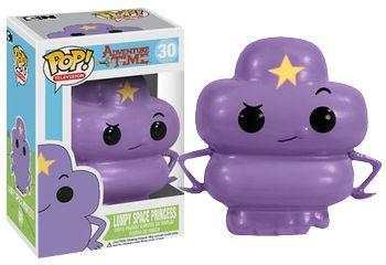 Adventure Time - Lumpy Space Princess Pop! Vinyl Figure - - - Popcultcha