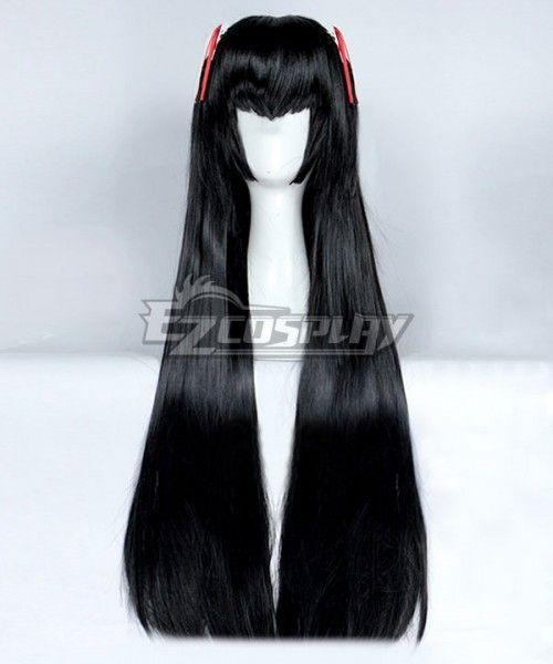 120cm Long Final Fantasy Vincent Valentine Black Cosplay Costume