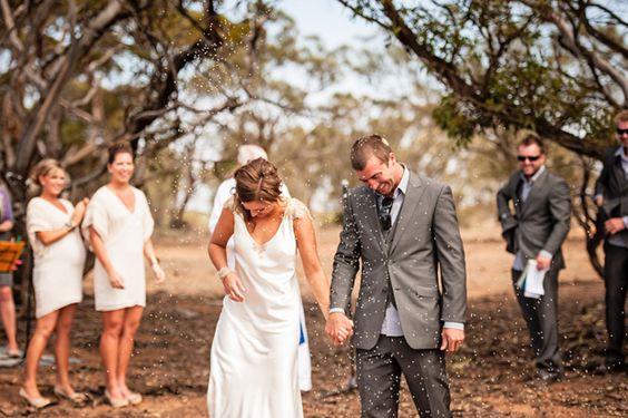 Carissa Lachlan Bush Wedding 004 Our 3 Pinterest