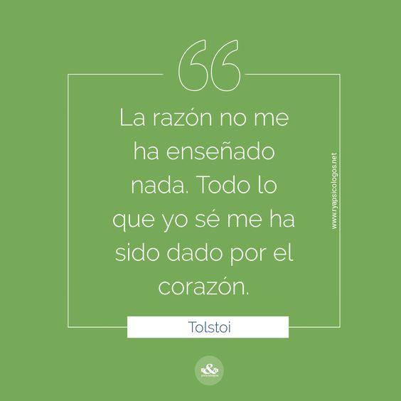 Frases de motivación y reflexión:  #frases #motivación #tolstoi #reflexión