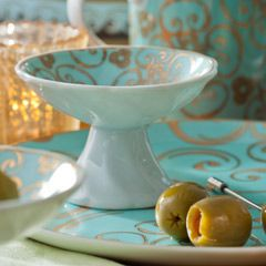 Rosanna Arabesque Dipping Dish Set of 4 RI81622