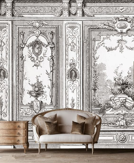 Louveciennes wallpaper - Ananbô