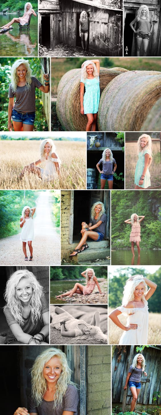 gorgeous poses and editing for senior pictures. a few too many hands in the hair but otherwise fabulous!