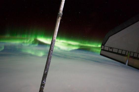 NASA aurora photos   NASA Aurora Australis 2