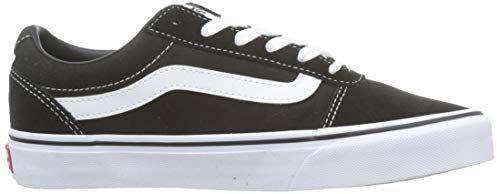 Vans Damen Ward Suede Segeltuchschuhe Sportschuh In 2020 Vans Suede Vans Classic Old Skool Vans Old Skool Sneaker