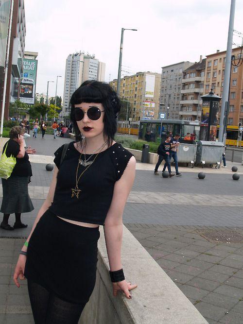 #GothicFashion #GothicOutfit