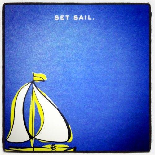 Set Sail with Tri Sigma!