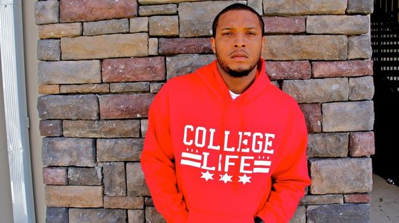 "Official College Life — The ""Red"" Hoodie"