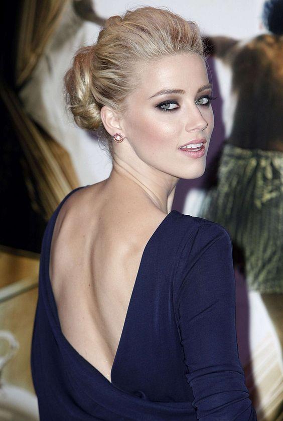 Eva Tramell #crossfire (Bared to you) Amber Heard