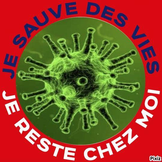 Je Sauve Des Vies Je Reste Chez Moi Espaces De Creation Reste Montage Photo