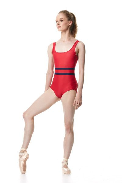 Double Up leotard - Keto Dancewear
