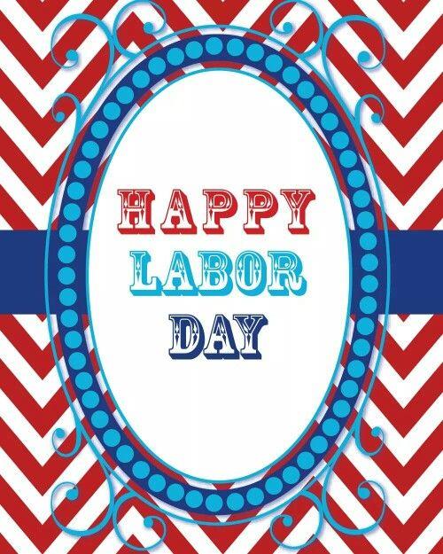 Saturday Smiles Labor Day