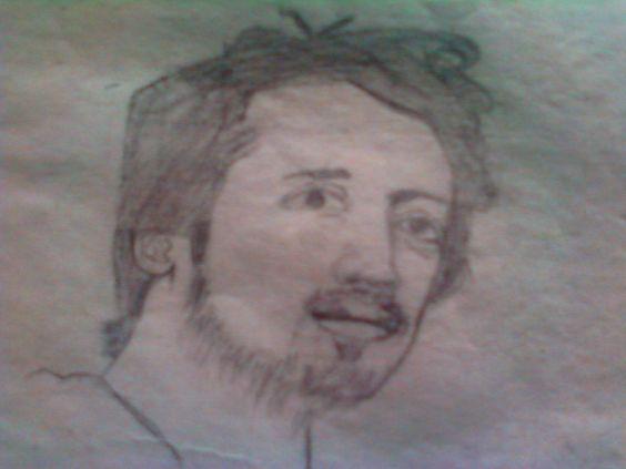 Atif Aslam's Sketch
