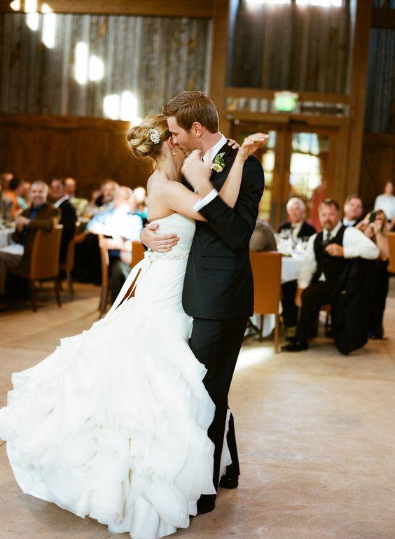 Jackson Hole Wedding at Shooting Star  Read more - http://www.stylemepretty.com/wyoming-weddings/jackson-hole/2014/03/24/jackson-hole-wedding-at-shooting-star/