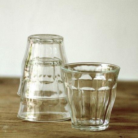 6 verres Duralex Picardie 9 cl 5.50€ les 6
