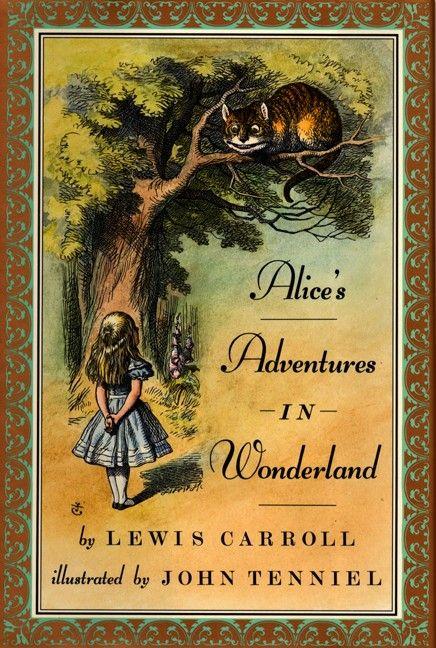 """""""Las aventuras de Alicia en el país de las maravillas"""" <3:"""