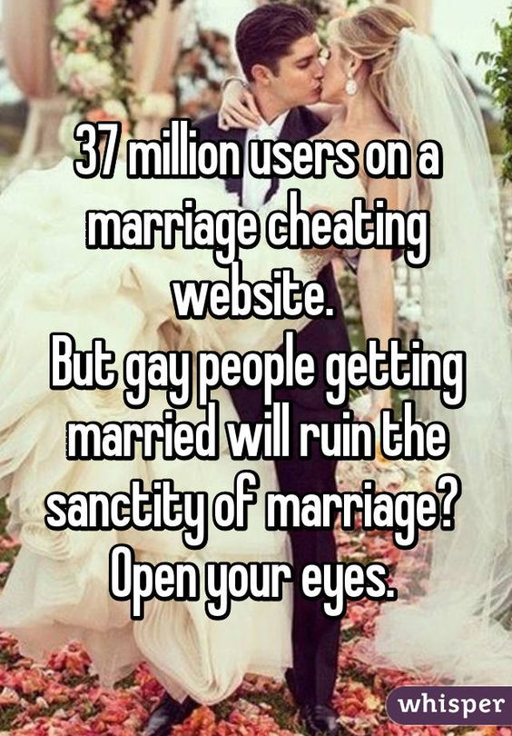 married people cheating website