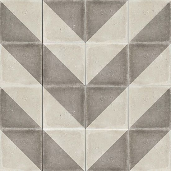 Palazzo 12 X 12 Decorative Tile In Vintage Grey Villa Decorative Tile Porcelain Tile Elegant Tiles
