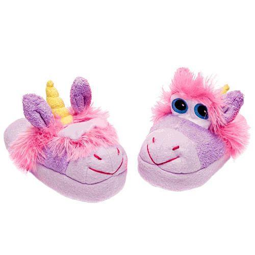 Stompeez Slippers - Unusual Unicorn - Small