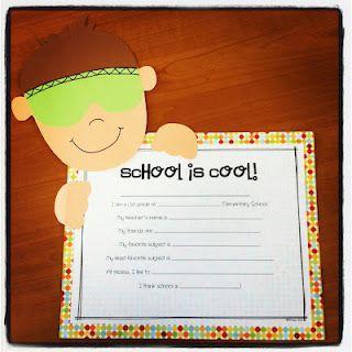 Miss Kindergarten: School is Cool!