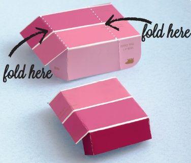 How To Make A Small Gift Box - Home Design & Architecture - Cilif.com
