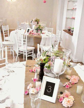 tischnummer 3 bridal inspirations pinterest s jute und dekor. Black Bedroom Furniture Sets. Home Design Ideas