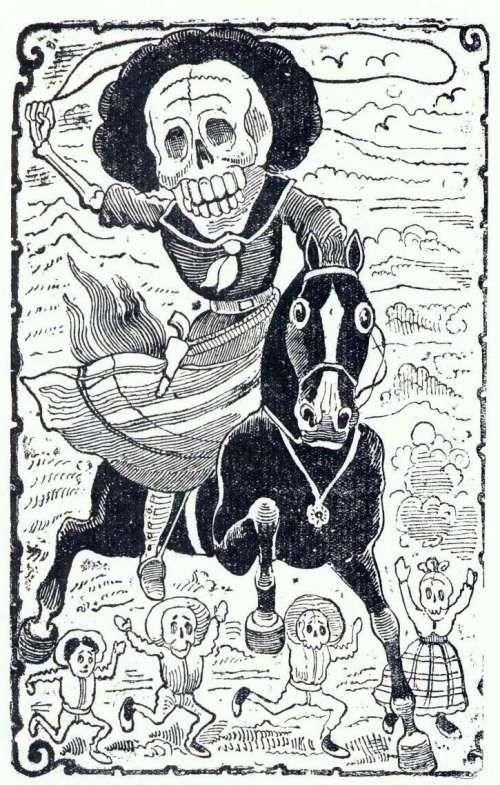 Jose Guadalupe: Calavera Revolucionaria