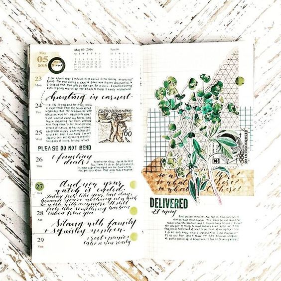 Journal Book inspiration by @othersashas ✨ . __ We love to curate and share…: