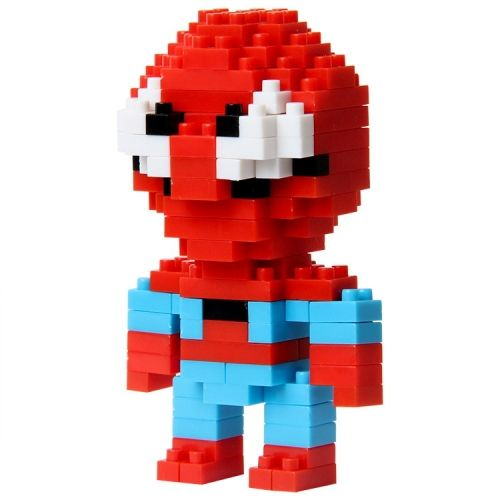 [$1.76] DIY Puzzle Assembling Toys (specification: Spider Man)