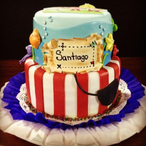 Pin torta infantil tronco con hadas tortas decoradas y - Mesa dulce infantil ...
