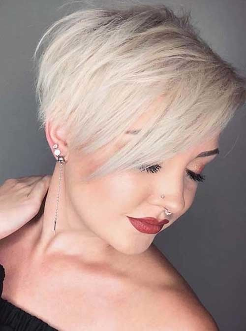 Best Short Haircuts For 2018 2019 Short Hair Styles For