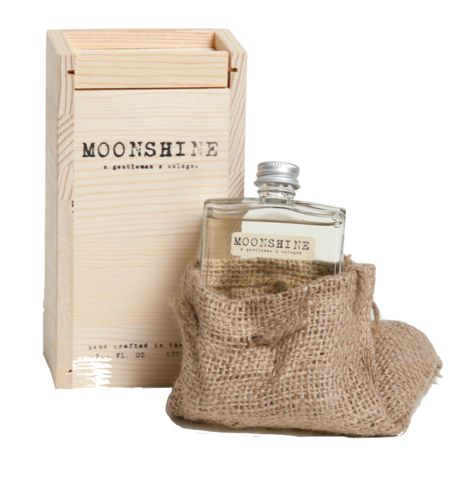 MOONSHINE, a gentleman's cologne | #TheLuckyKnot