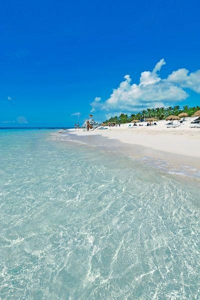 Cuba - incredible beach