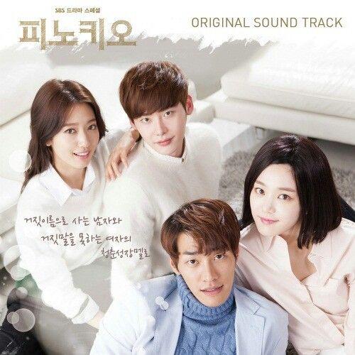 Various Artists Pinocchio Ost Korean Drama Tv Pinocchio Drama