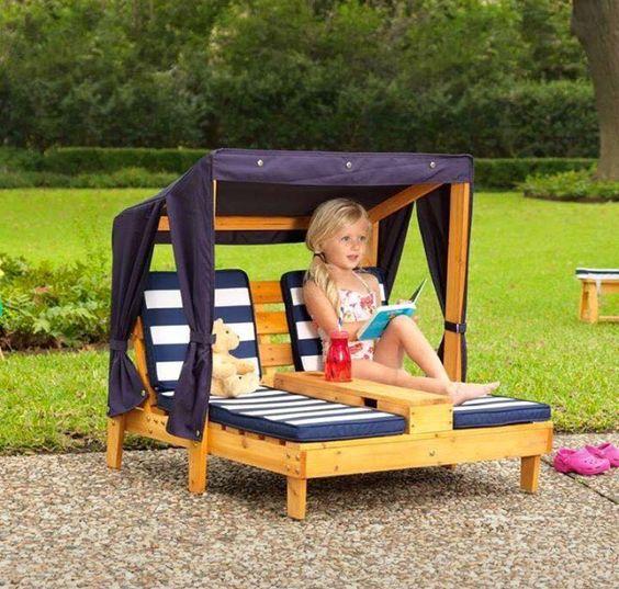 Loungeset voor kinderen