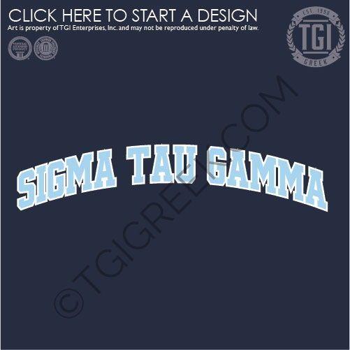 Sigma Tau Gamma Pr Simple Tgi Greek Custom Apparel Sorority Shirts Fraternity Shirts Frat Sigma Tau Gamma Tau Gamma Sigma Tau