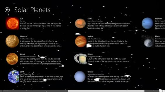 learning about the planets | All 9 Planets | The Solar ...