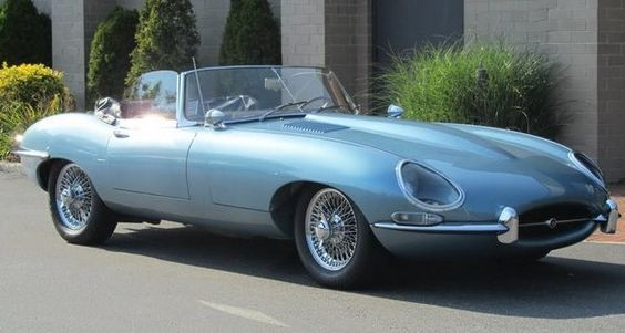 Opalescent Silver Blue E type