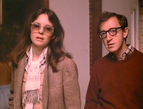 Cinematic Muses: Annie Hall