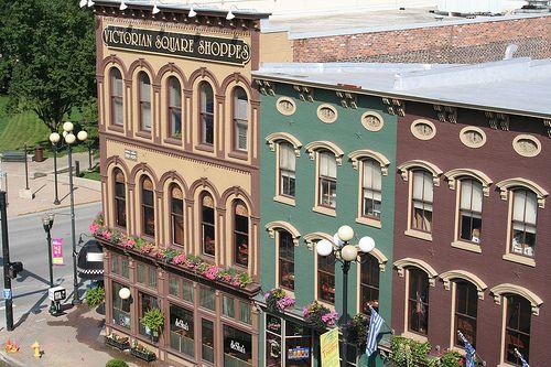 Victorian Square (Lexington, Kentucky, USA)
