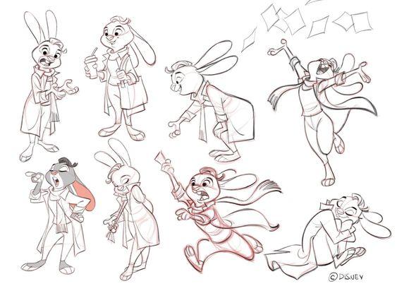 Character Design Theory Pdf : Character designs do artista borja montoro para o filme