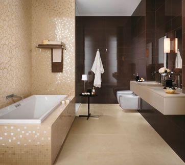 carrelage salle de bain decoceram