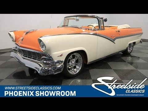 1956 Ford Sunliner Convertible For Sale 0752 Phx Ford Trucks