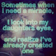 daughter eyes